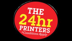 24 hour printers