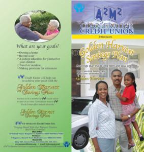 Golden Harvest brochure