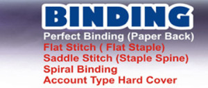 Binding by Xpress Litho Limited