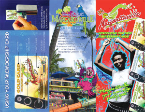 Brochures cover page