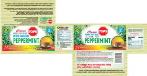 Classic Peppermint brochure