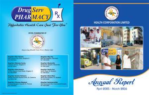 Health Corporation limited brochure